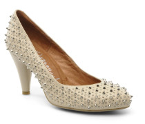 LANE SPIKE Pumps in beige