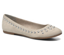 Amelia Ballerinas in grau
