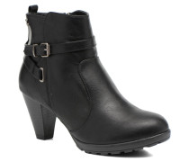 Lisa61174 Stiefeletten & Boots in schwarz