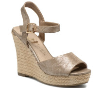 Hobby 45855 Sandalen in goldinbronze