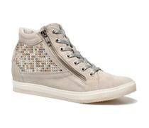 Gardeniana Sneaker in silber