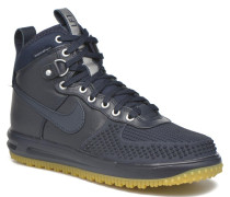 Lunar Force 1 Duckboot Sneaker in blau