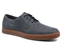 Calderon Lace Sneaker in blau