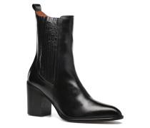 Janet 304 Stiefeletten & Boots in schwarz