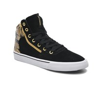 SALE - 50%. Supra - Cuttler W - Sneaker für Damen / schwarz