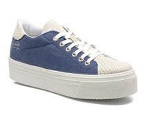 Tokyo jeans Sneaker in blau