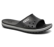 Crocband LoPro Slide W Clogs & Pantoletten in schwarz