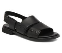 Eda 2 Sandalen in schwarz