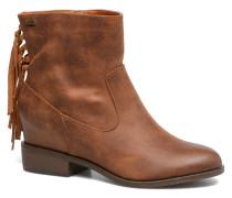 Frangia Stiefeletten & Boots in braun