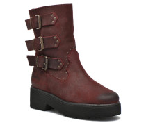 Baboon Stiefeletten & Boots in rot