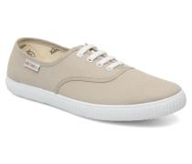 W Sneaker in beige