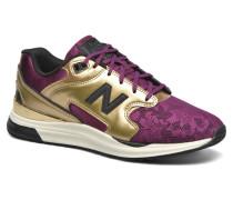 WL1550 Sneaker in weinrot