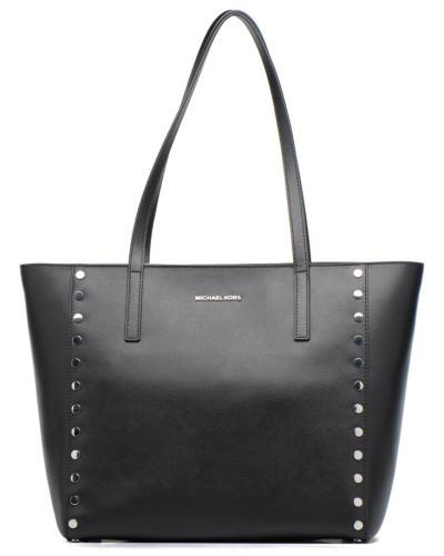 RIVINGTON LG TOTE Handtasche in schwarz