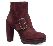 Athena Stiefeletten & Boots in weinrot