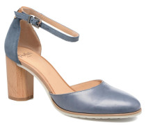 Eri Pumps in blau