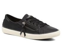 Vera zip lou Sneaker in schwarz