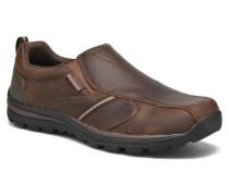 Superior Manlon 64590 Sneaker in braun