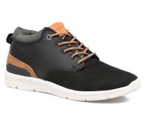 JAYDEN CORDURA Sneaker in schwarz