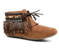 Tomawok Stiefeletten & Boots in braun