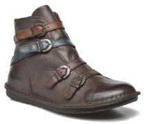 WAXING Stiefeletten & Boots in braun