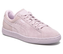 Suede Classic Casual W Sneaker in rosa