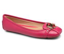 Fulton Moc Ballerinas in rosa
