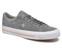 One Star Nubuck Ox M Sneaker in grau