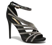 Navagio Sandalen in schwarz