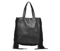 PUSLE Leather bag Handtaschen für Taschen in schwarz