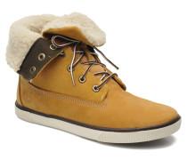 EK Roll TOP Stiefeletten & Boots in beige