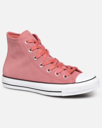 Chuck Taylor All Star Retrograde Hi Sneaker in rosa