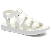 Duse F Sandalen in weiß