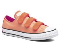 Chuck Taylor All Star 3V Ox Sneaker in orange