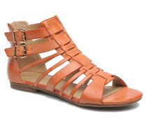 Mariya Sandalen in orange