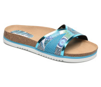SHOES_BEACH BIO 11 NORA Clogs & Pantoletten in blau