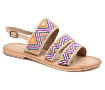 Nomade Sandalen in mehrfarbig