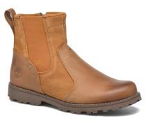 Asphalt Trail Chelsea Stiefeletten & Boots in braun