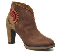 Monada Stiefeletten & Boots in braun