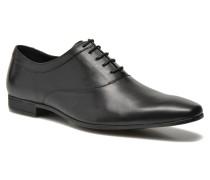 Malcom Schnürschuhe in schwarz
