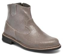 Rapide Stiefeletten & Boots in grau