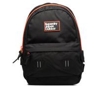 SUPER TRINITY MONTANA Rucksäcke für Taschen in schwarz