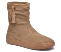 Lodgepoint Suede Pullon Boot W Stiefeletten & Boots in braun