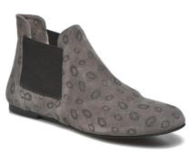 Peal Kiss Stiefeletten & Boots in grau