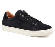 Spark Clay Suede Sneaker in schwarz