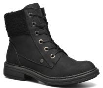 Fader Stiefeletten & Boots in schwarz