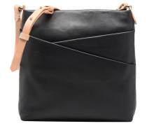 TOTTINGTON DUO Crossbody cuir Handtaschen für Taschen in schwarz