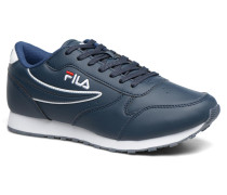 Orbit Low Sneaker in blau