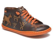 TWS Tag Stiefeletten & Boots in braun
