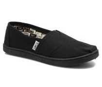 Canvas Classics Sneaker in schwarz