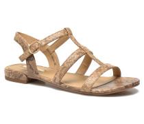 Aely Sandal Sandalen in beige